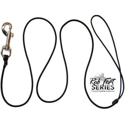 Rob Fort Rod/Paddle Leash Bungee/Swivel Clip