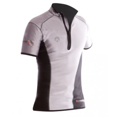 SharkSkin Climate Control Short Sleeve Mens