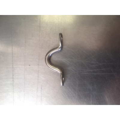Stainless Steel Saddle
