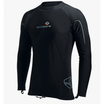 Lavacore Mens Long Sleeve Polytherm Top