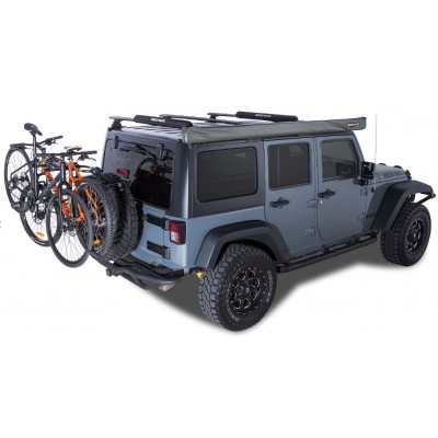 Rhino Spare Wheel Bike Carrier - 2 Bikes