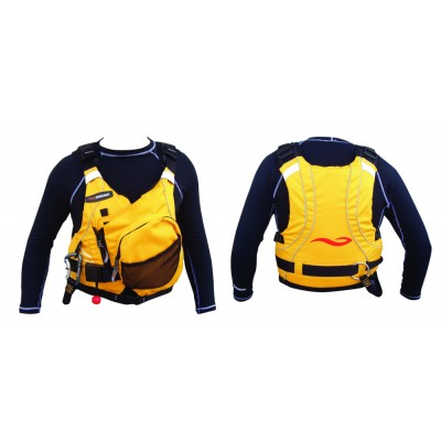 Mission  Leader White Water PFD
