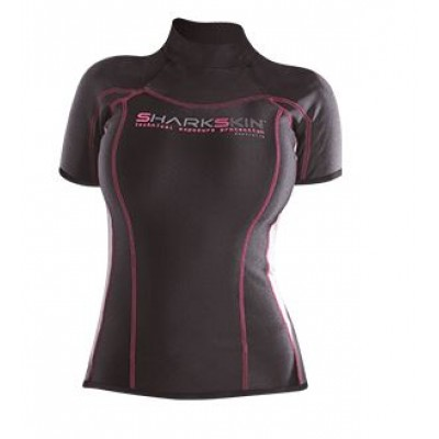 SharkSkin Chillproof Short Sleeve Womens